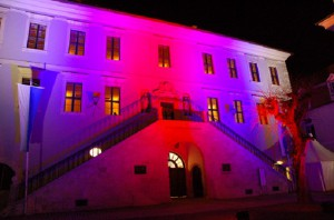 RathausNeuburgnachts