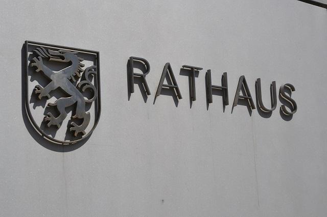 RathausSchriftzug