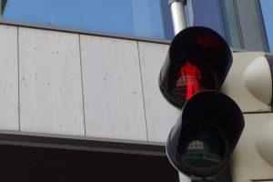 Dank Videoüberwachung: verbrecherische Fußgänger im Visier!