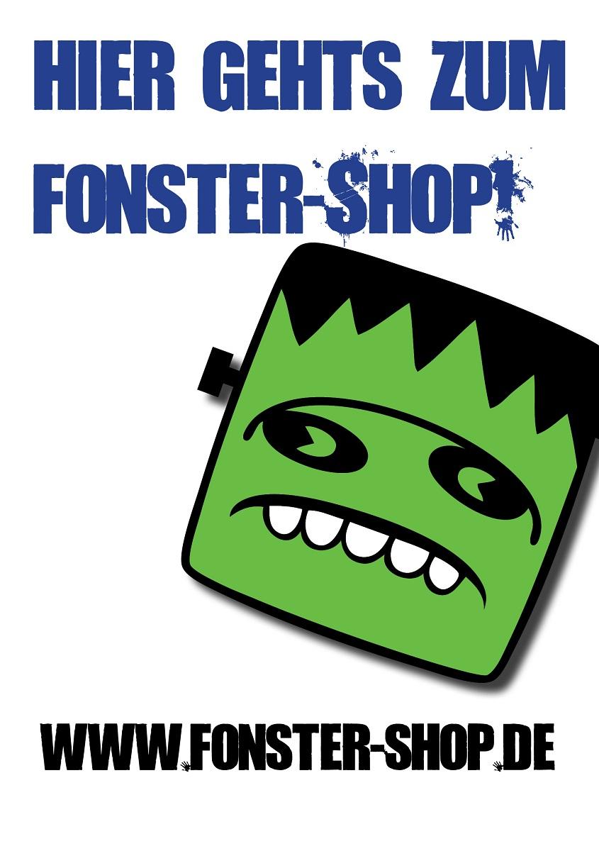 Der Shop für Fonster Fans!