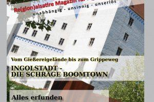 Cover Leseprobe Erna Magazin